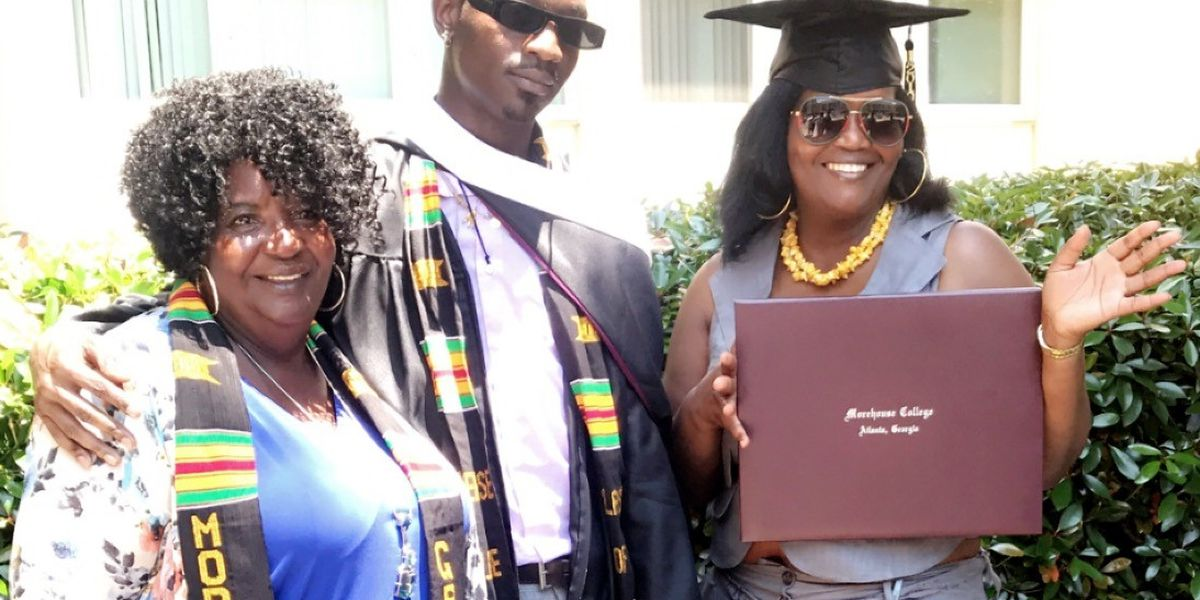 Biloxi native recipient of debt elimination for Morehouse College class of 2019