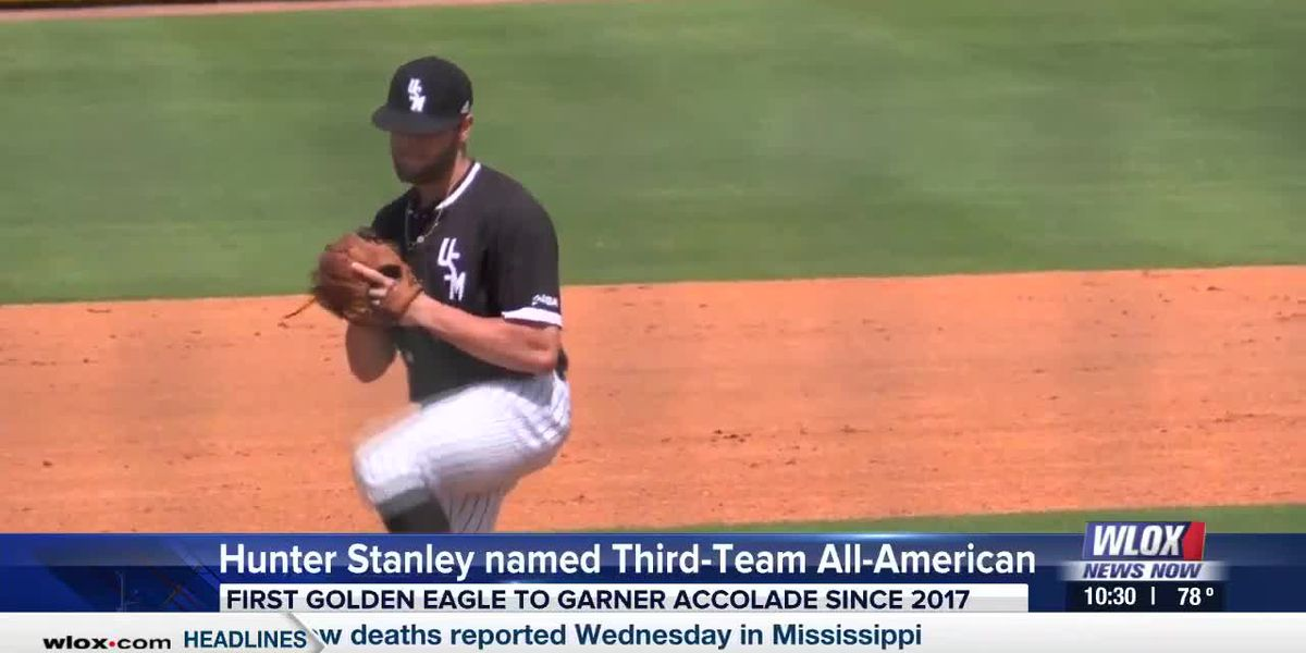 Hunter Stanley named Third-Team All-American