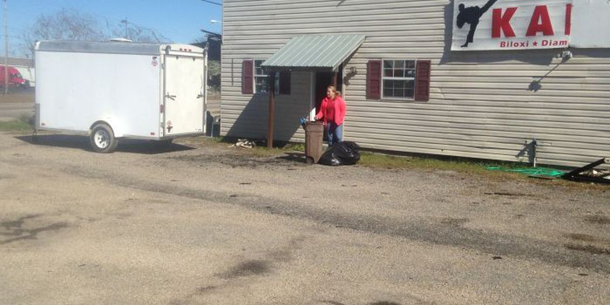 Waveland fire victims regroup as officials investigate