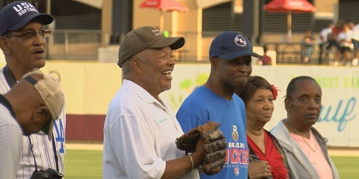 Biloxi celebrates Jackie Robinson, Biloxi Dodgers