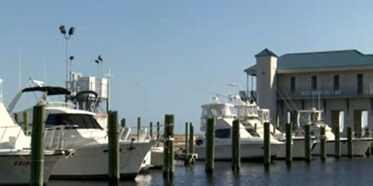 Biloxi proposes changes to harbor fees
