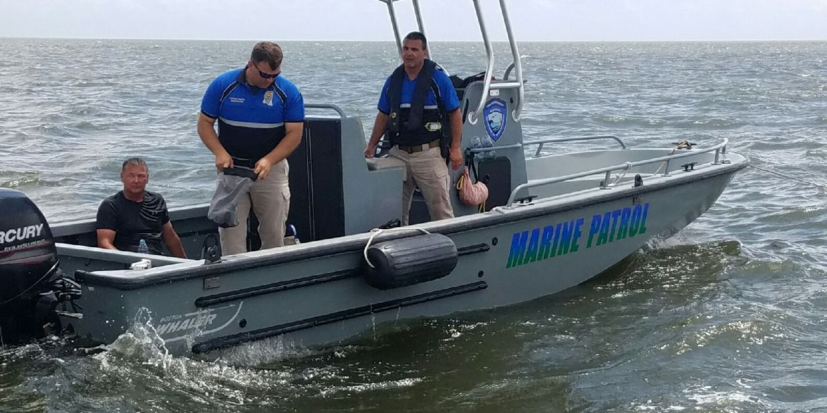 Search continues for man who fell overboard