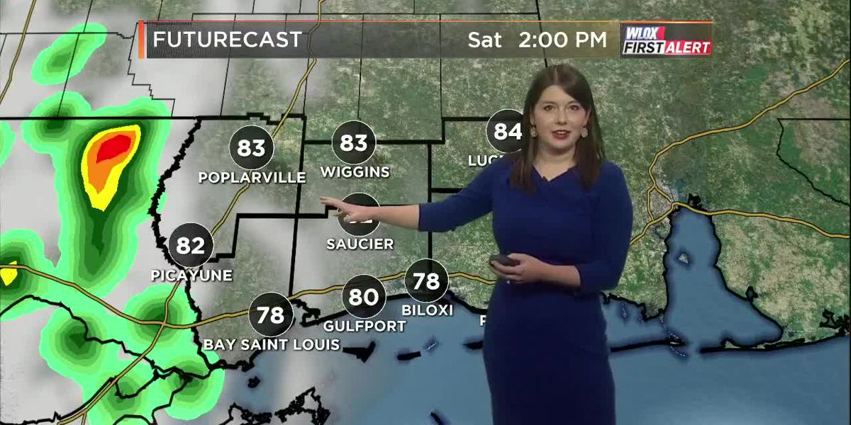 Taylor's 5 PM First Alert Forecast