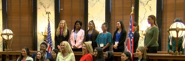 Program encourages more women to get involved in politics