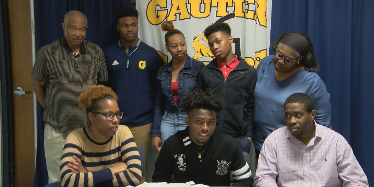 Jordan Irving commits to Holmes Football