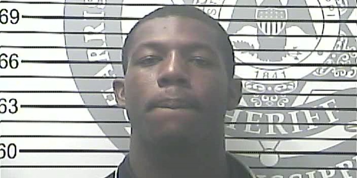 Man sentenced in string of Gulfport armed robberies