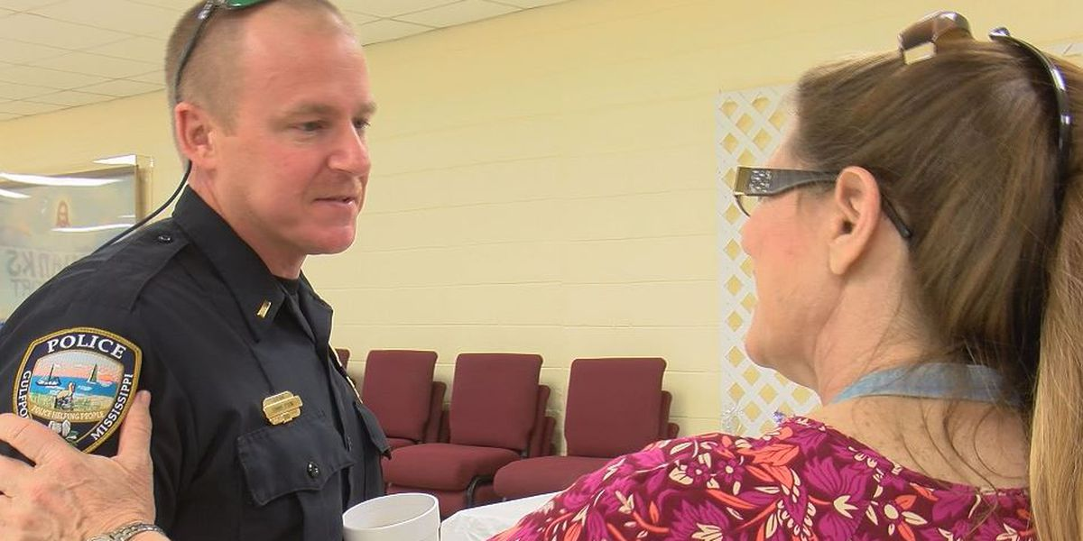 Luncheon to honor Gulfport police a welcome gesture after difficult week