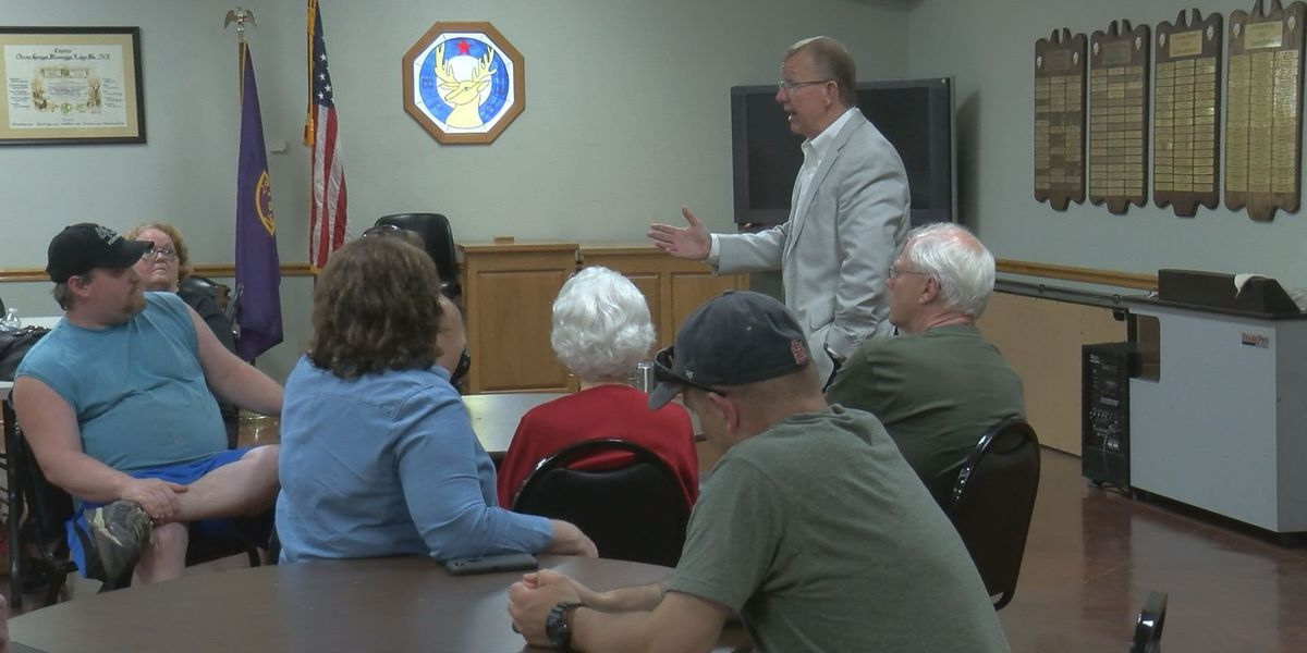 Gulf Park Estates residents discuss concerns with Jackson Co. sheriff