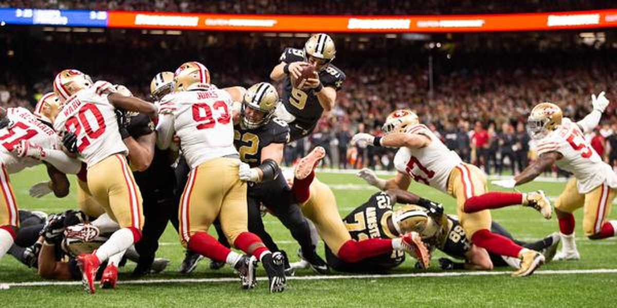 Four primetime games and a rare Christmas Day contest highlight Saints 2020 schedule