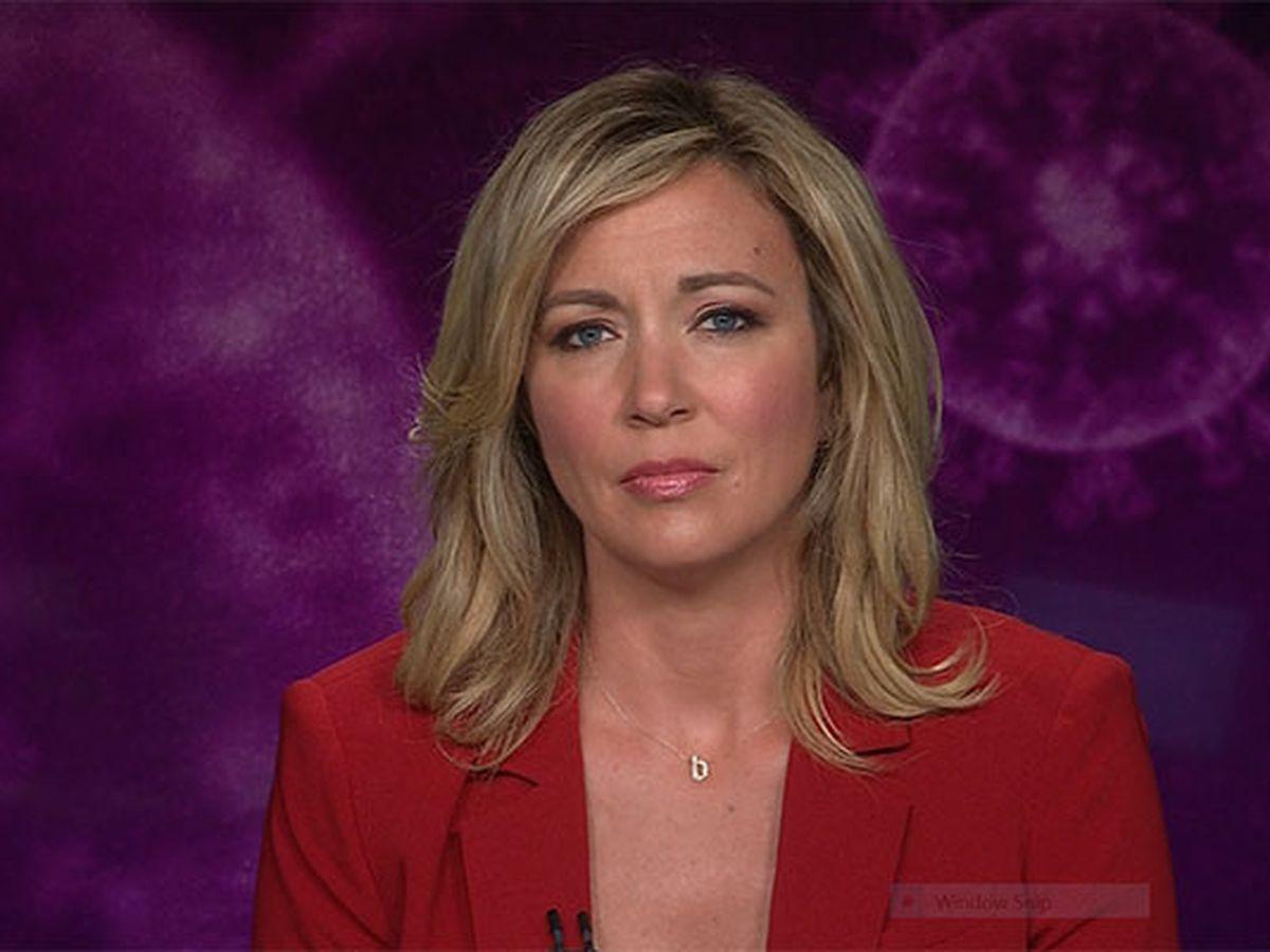 CNN's Brooke Baldwin tests positive for COVID-19