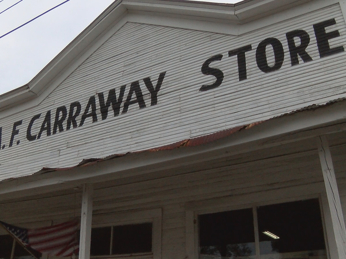 Owner of 100-year-old Bassfield store speaks about Small Business Saturday