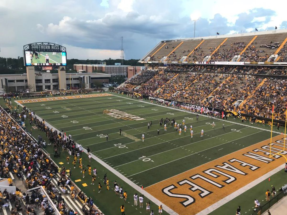 Beer sales coming to Southern Miss home football games