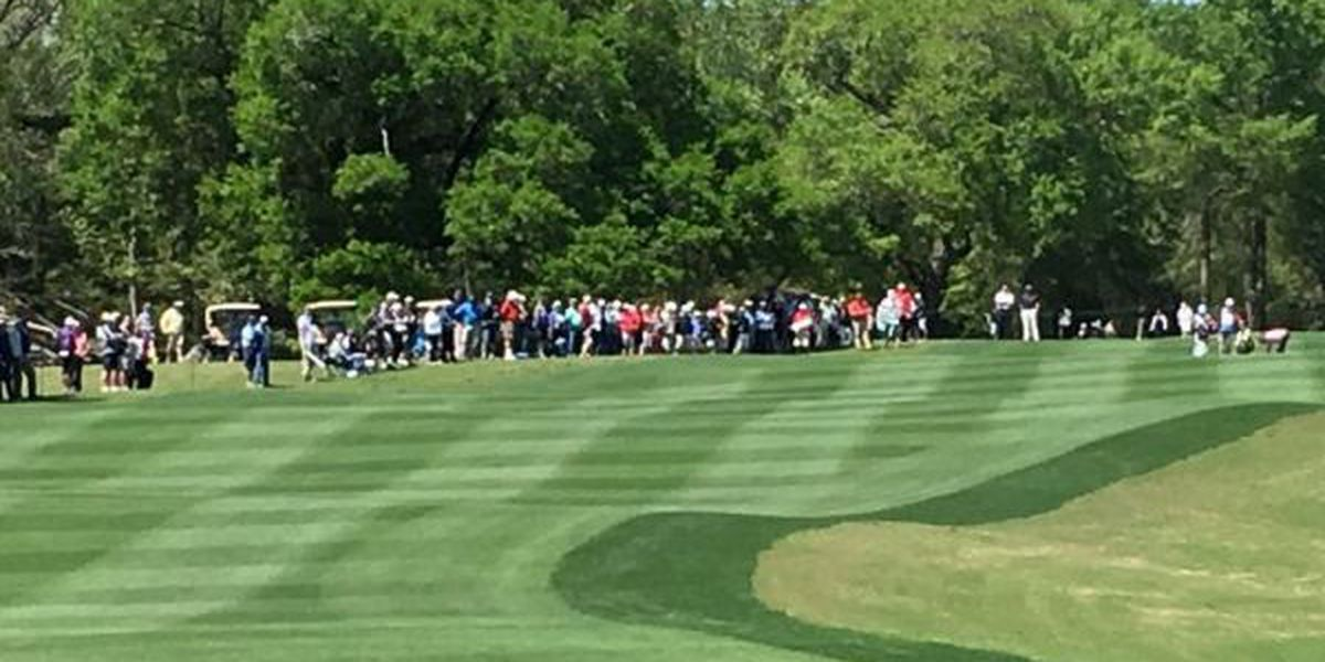Great weather brings spectators out to MGRC