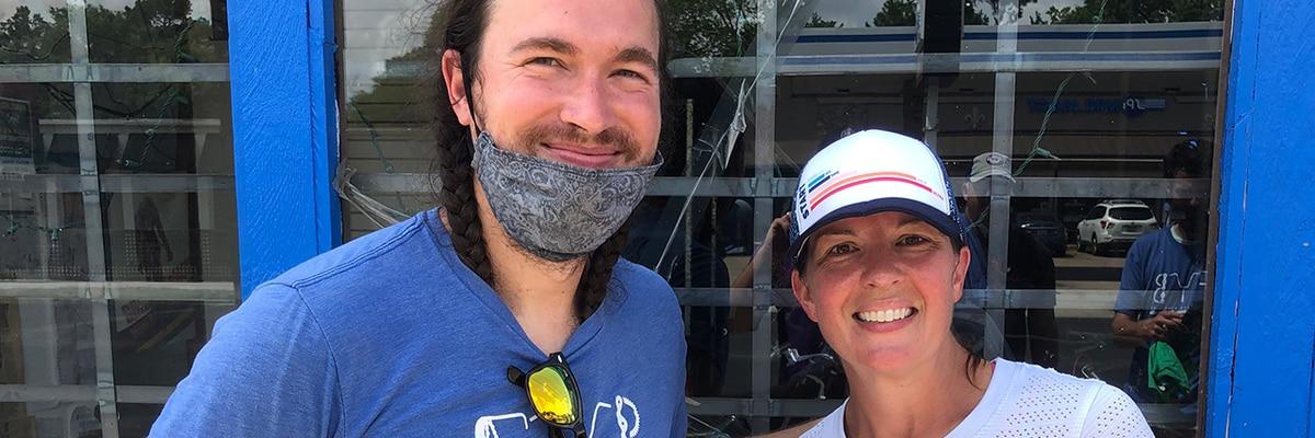 After running 26 marathons in 26 days, Rachel Jillson surpasses fundraising goal
