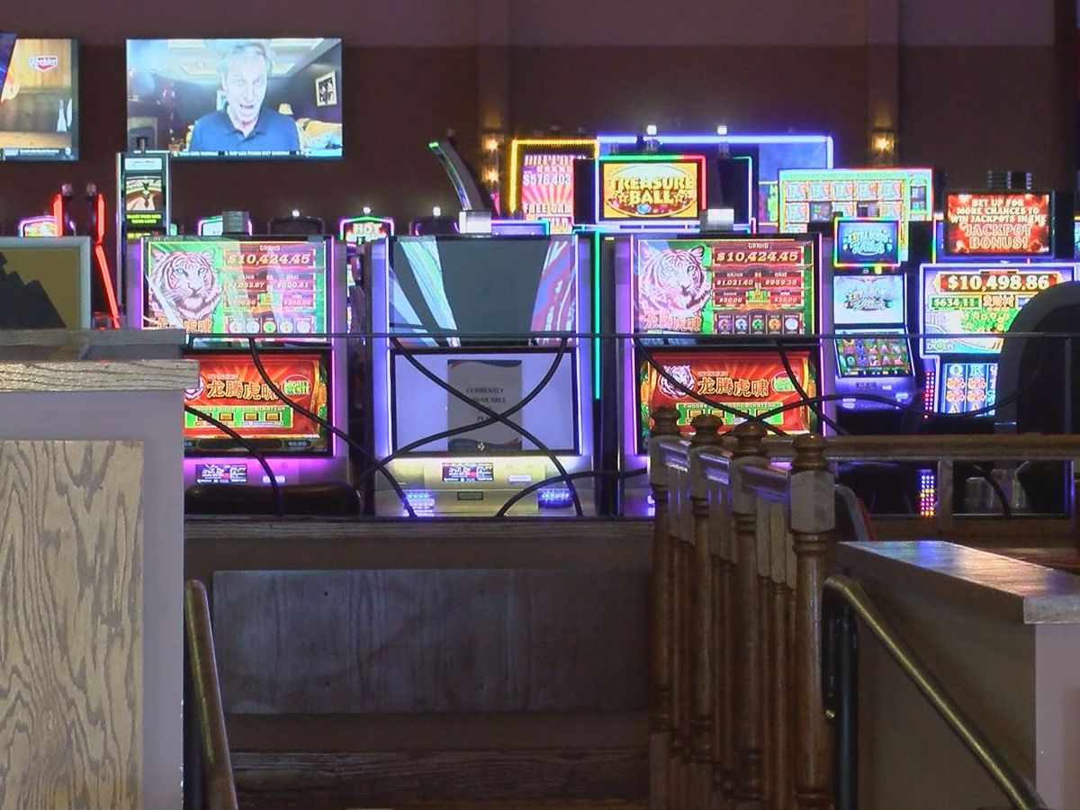 Mississippi gaming industry rebounding well after earlier shutdown