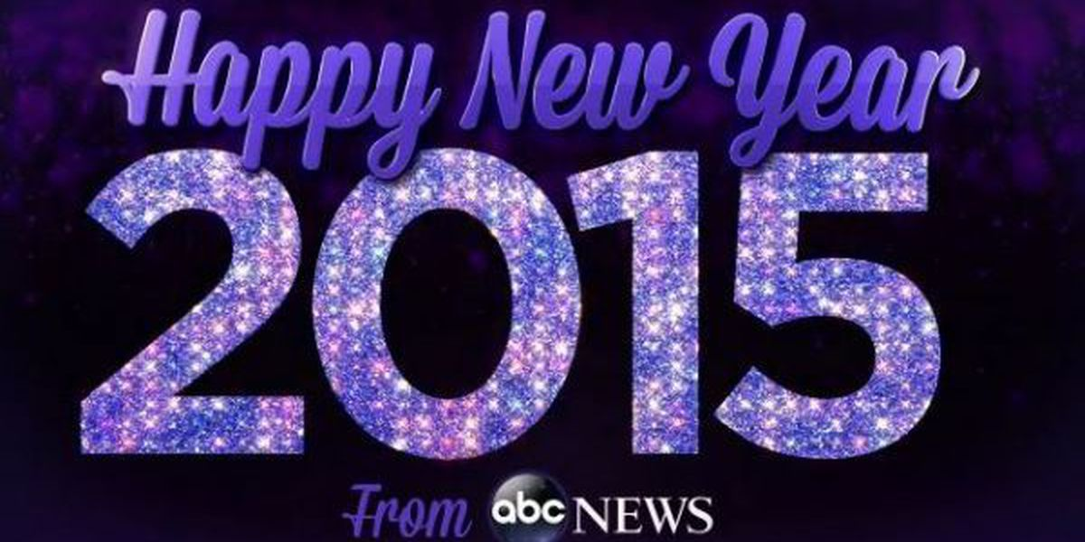 WATCH LIVE: New Year's celebrations across the world