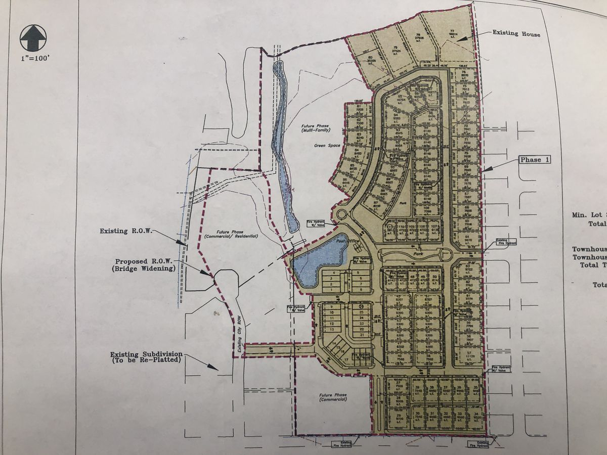 Next step for Bertucci Subdivision in Biloxi complete