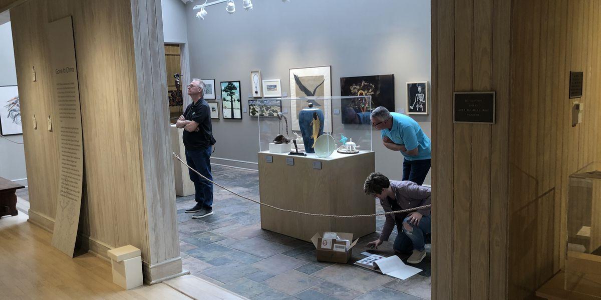 Popular exhibit returns, visitors get behind-the-scenes look at WAMA