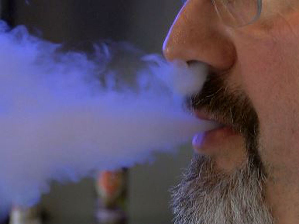Local shop owners concerned over e-cigarette flavor ban threatened by White House