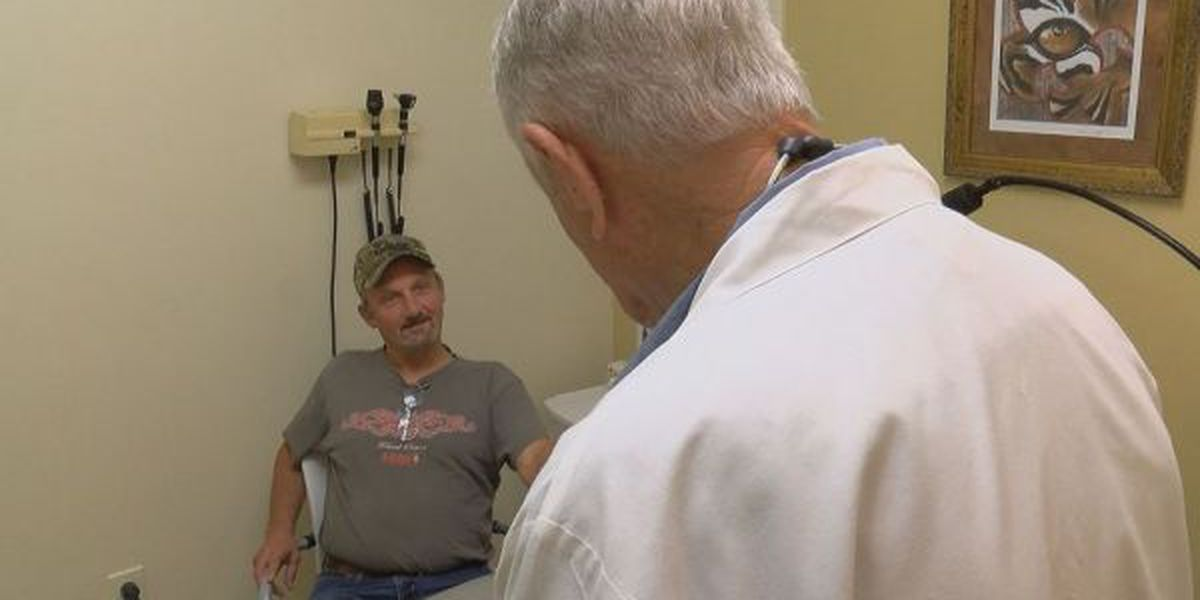 Free health clinic asking for help from community