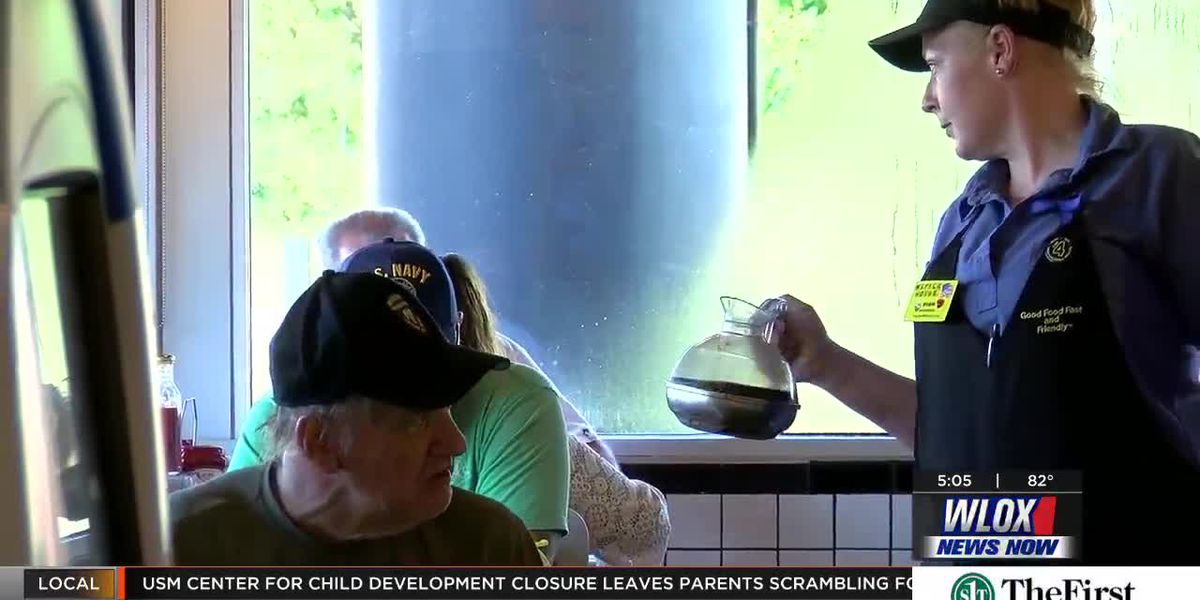 Cedar Lake Waffle House serves up help to fallen officer's family
