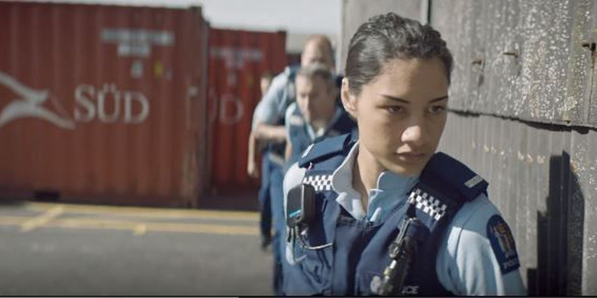 New Zealand police release 'world's most entertaining recruitment video'