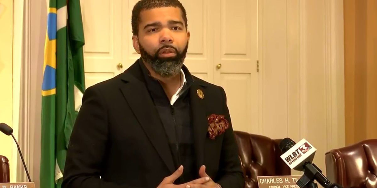 Lumumba: City policy prevented JPD from chasing after drivers doing donuts on I-55