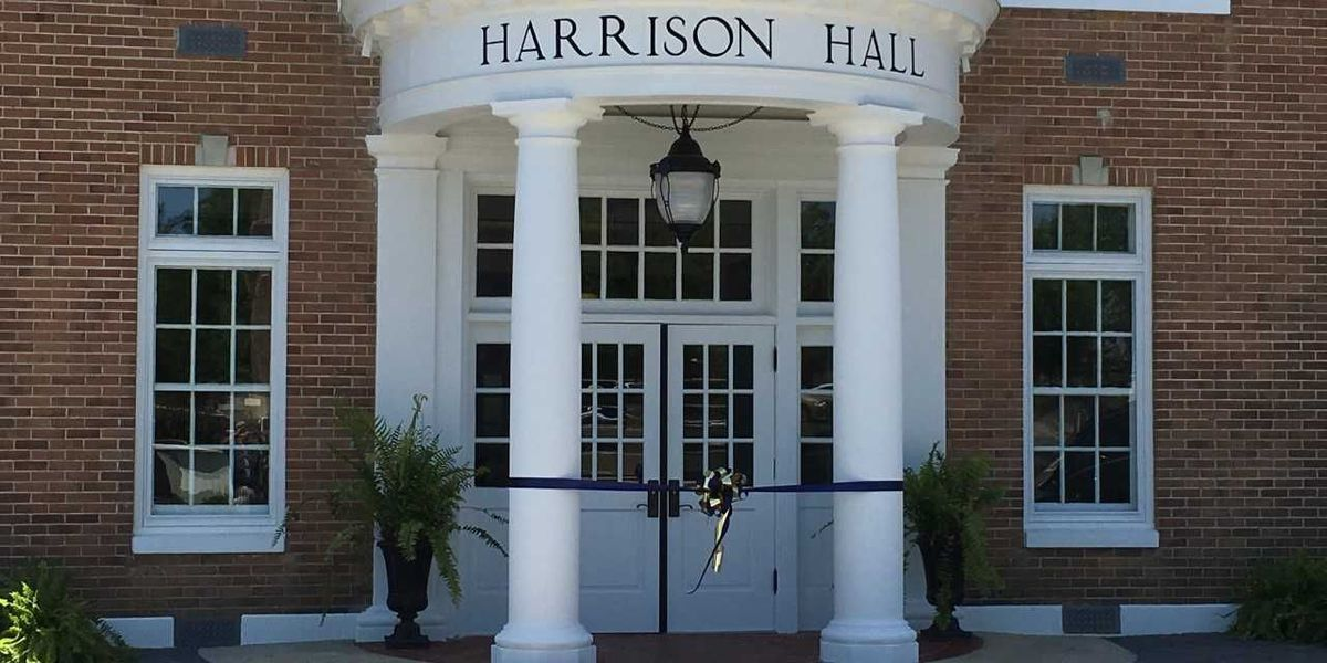Mississippi Gulf Coast Community College holds ribbon-cutting ceremony for Harrison Hall