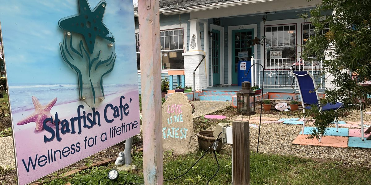 South Mississippi Strong: Starfish Cafe on mission to help others