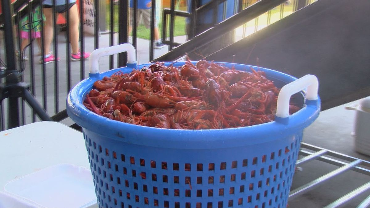 People enjoy food, fun and family at St. Clare's Seafood Festival