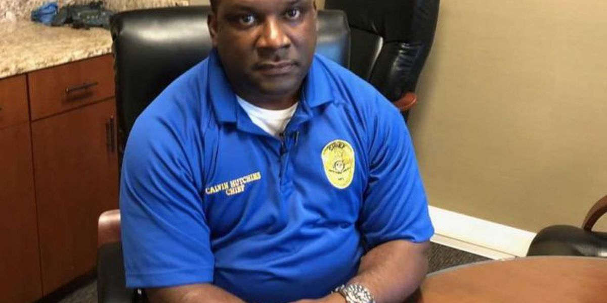 Moss Point police chief wants to end gun violence