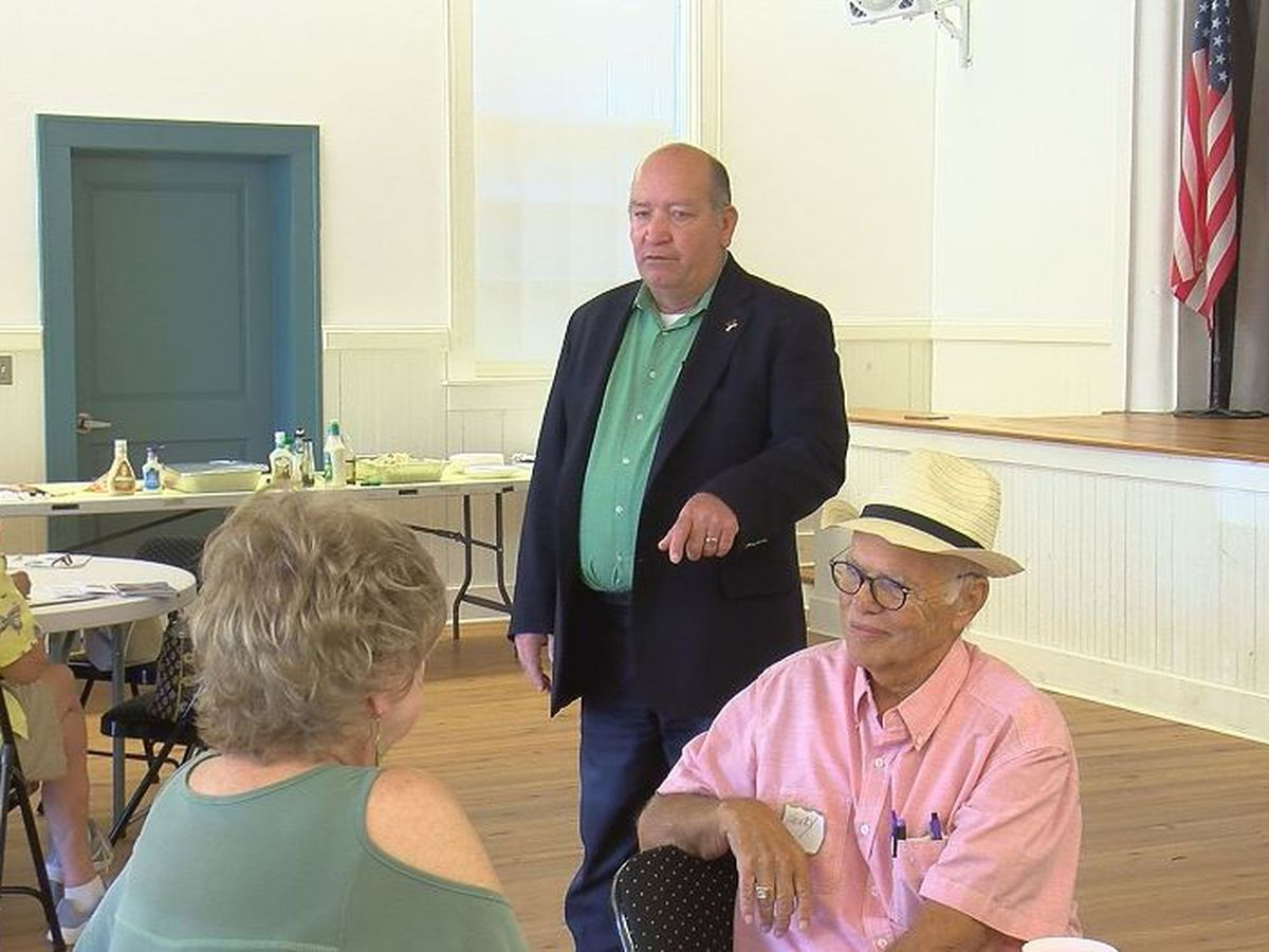 Waveland has town hall for seniors to connect them to resources