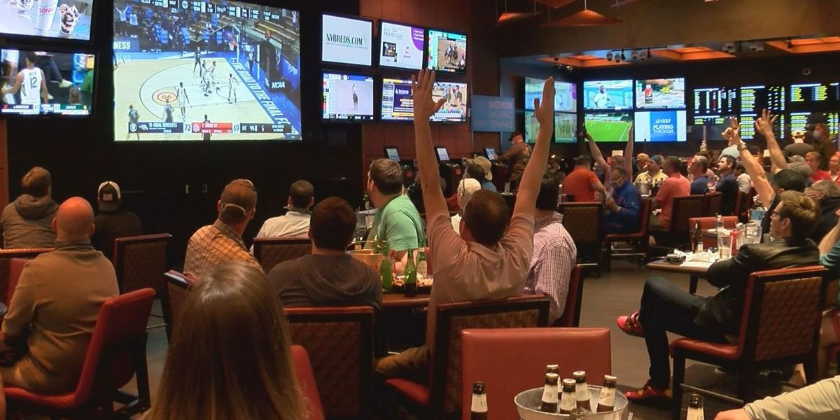 March Madness brings money to South Mississippi sportsbooks