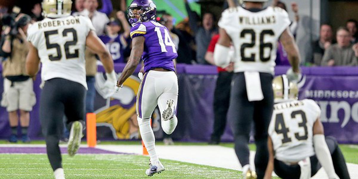 Revenge factor overrated in Saints-Vikings rematch