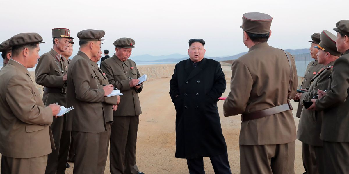 North Korea says it has tested 'ultramodern tactical weapon'
