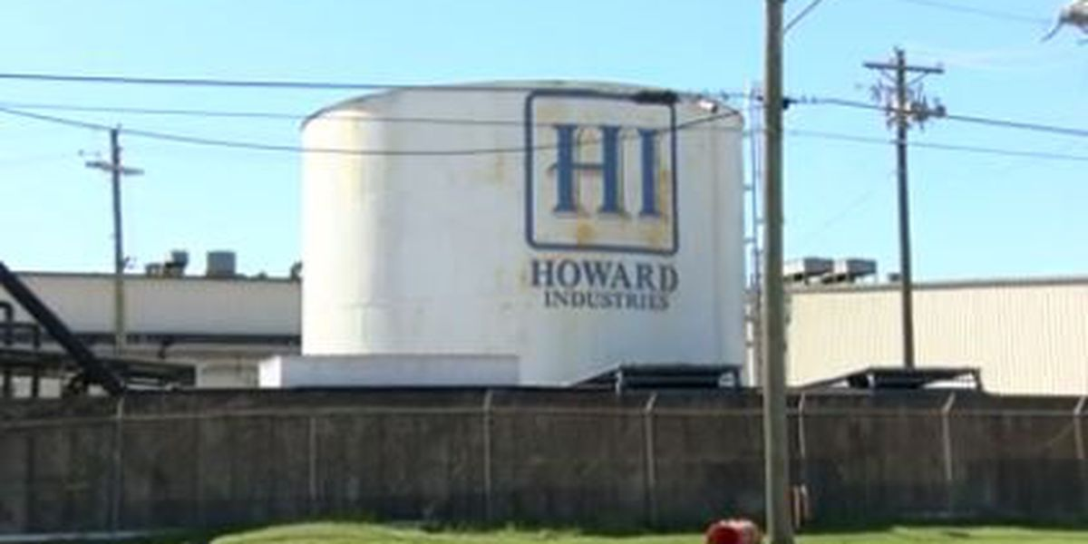 OSHA investigating workplace death at Howard Industries Inc.