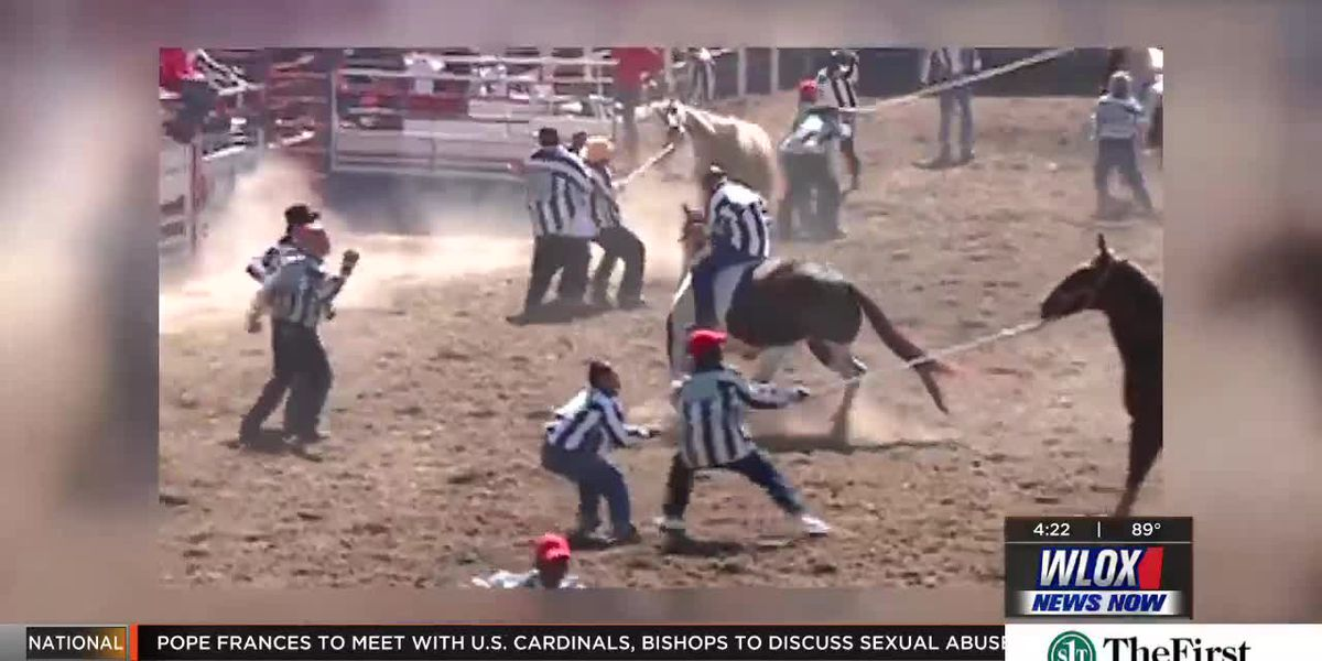 Happening Sundays in Oct. - Angola Prison Rodeo