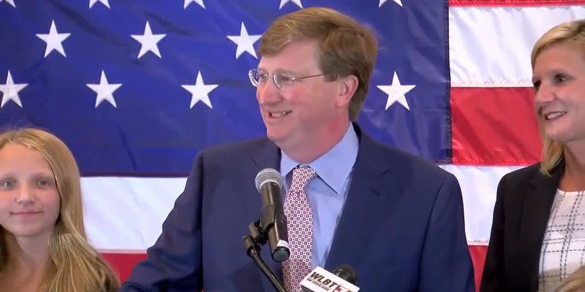 Republican Governor-elect Tate Reeves announces new web portal to hire team members