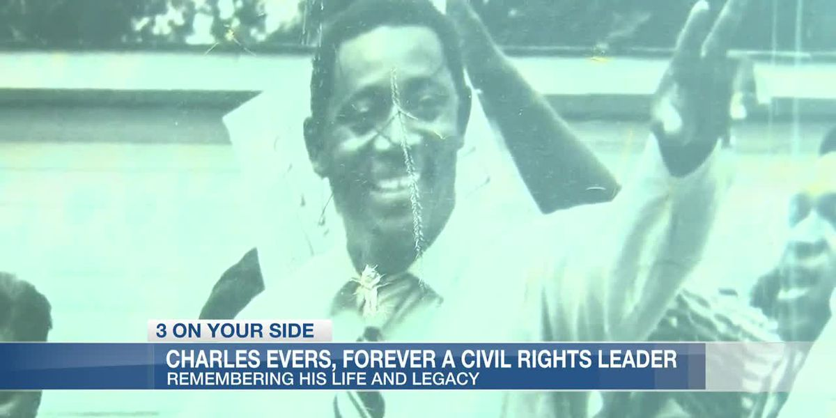 Civil Rights leader Charles Evers remembered during Celebration of Life