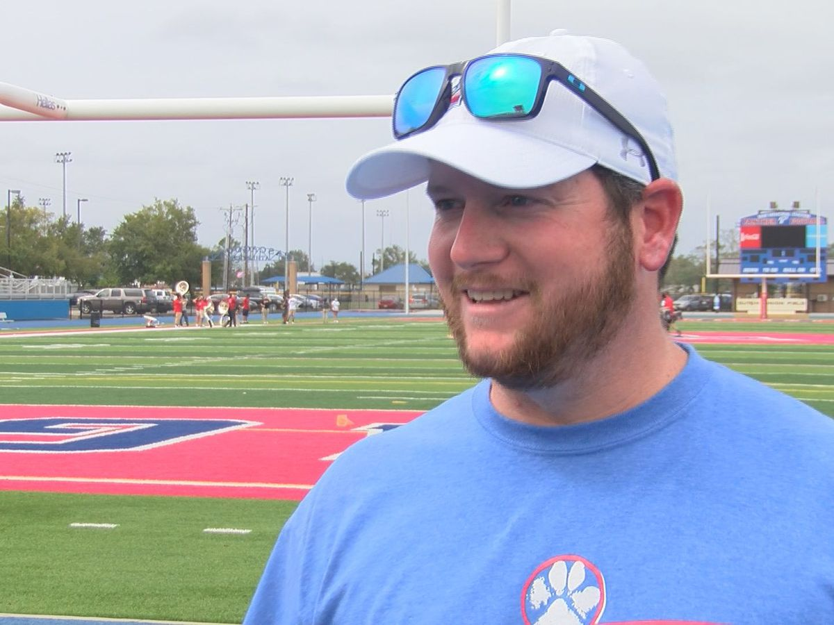 South Mississippi Strong: Pascagoula coach finds, shares strength in a dark time