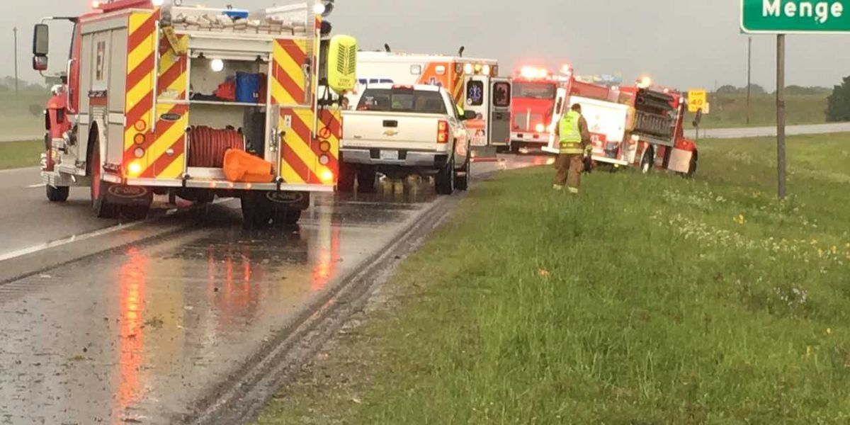 Heavy rainfall causes several accidents in Harrison County