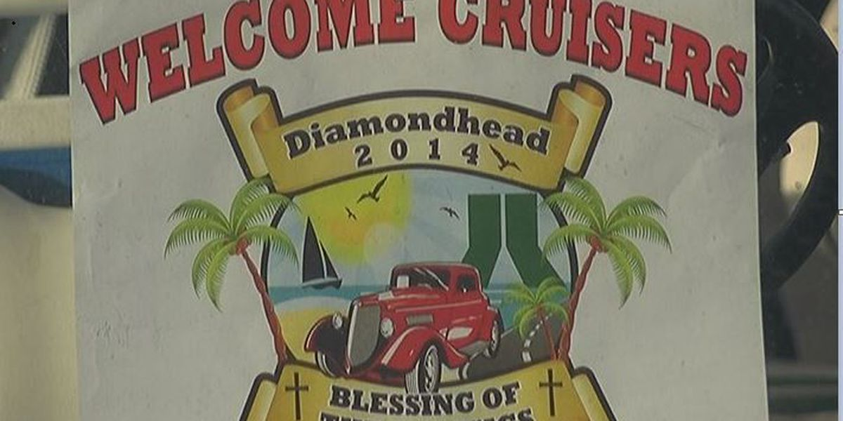 Cruisers count their blessings in Diamondhead