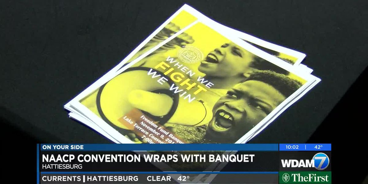 Hattiesburg hosted the 74th annual MS State NAACP Convention