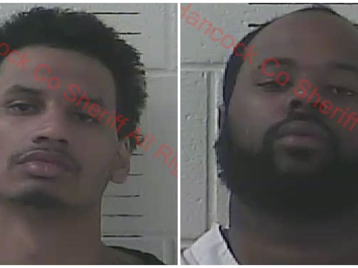 Two charged with attempted murder after shooting in Hancock County