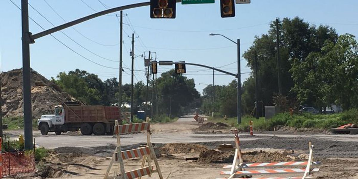 Progress being made on Biloxi infrastructure project
