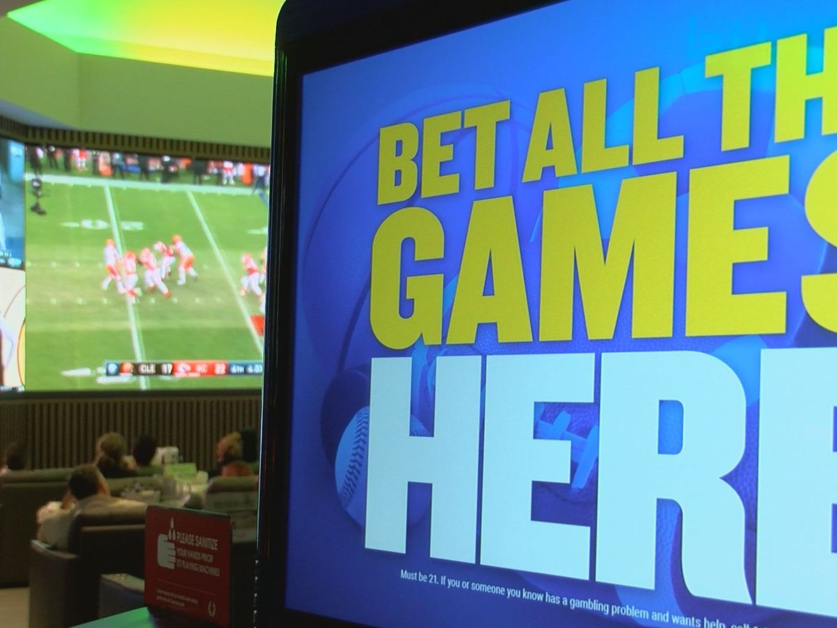 Playoff games lead to uptick in sports betting at Coast casinos