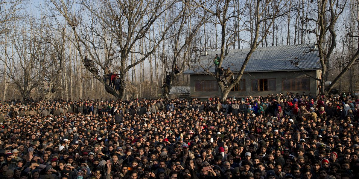 Strike, lockdown shut Kashmir amid anger over killings