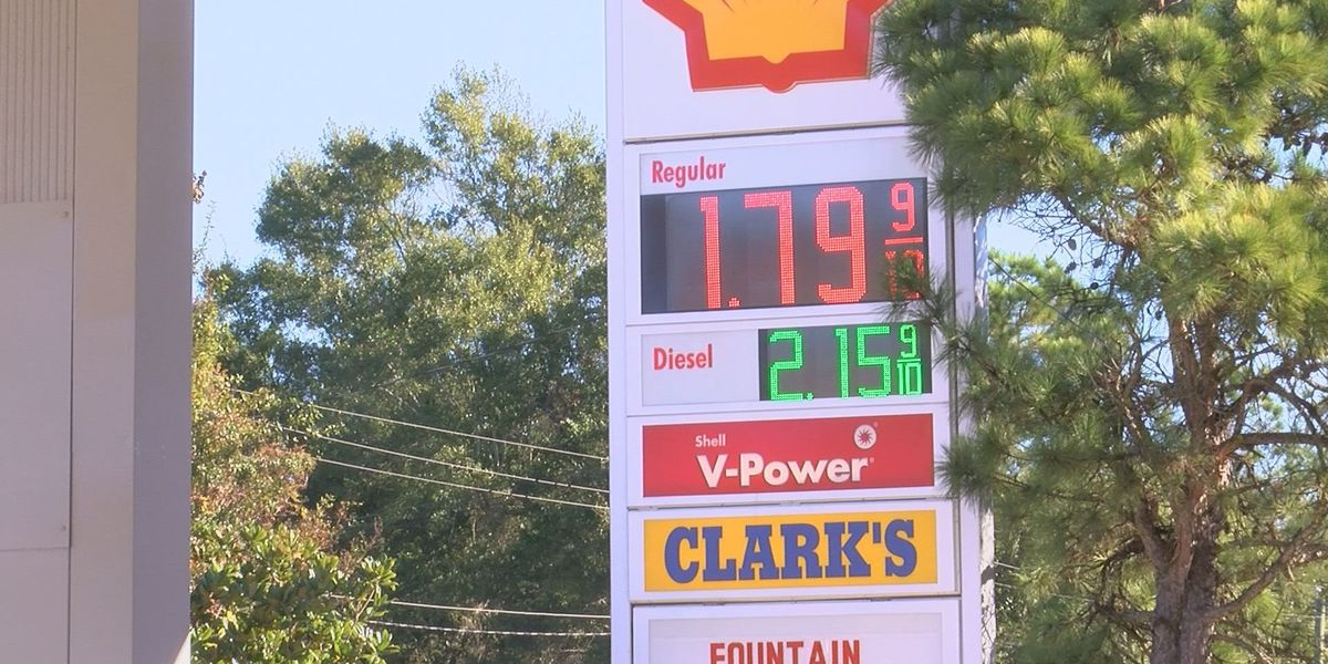 Low gas prices expected to beef up holiday travel