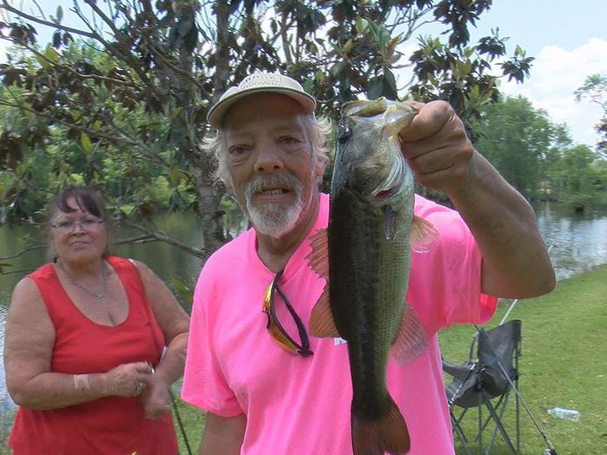 Harrison County senior fishing event a good way to socialize