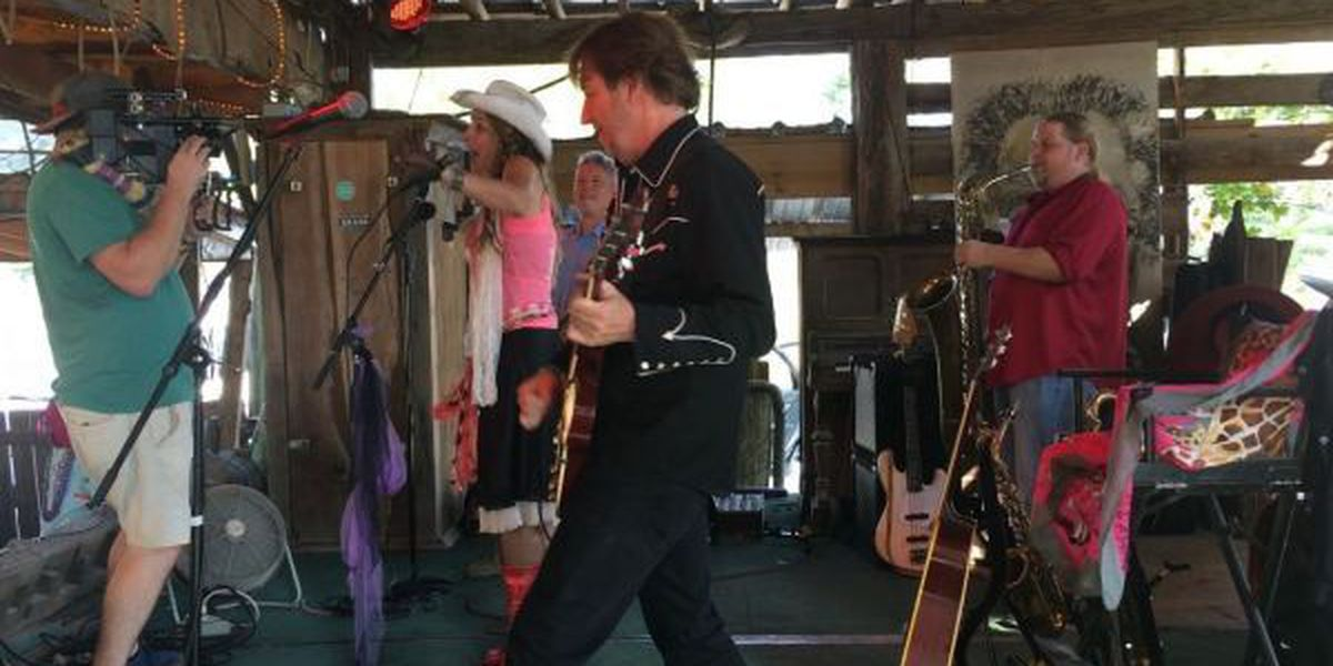 Blues musician hopes music video will shine positive light on MS
